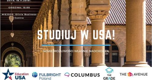 STUDIUJ W USA!