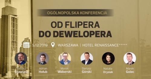 Ogólnopolska Konferencja od Flipera do Dewelopera