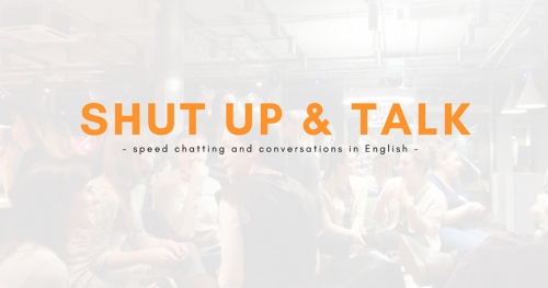 Shut Up & Talk Katowice - Sezon 2 - spotkanie #8 (L)