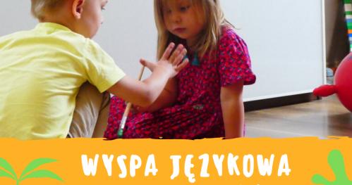Wyspa Językowa Parents wih Kids