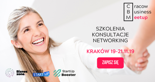 Cracow Business Meetup