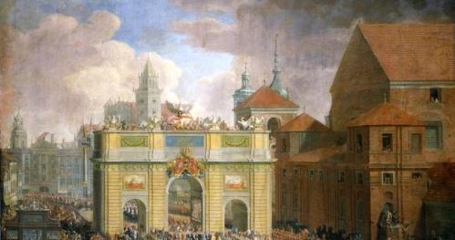 Romantyczny spacer po Krakowskim Przedmieściu