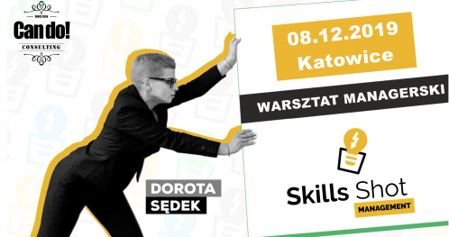 Warsztat managerski - Skills Shot Management.