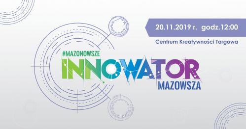 Konferencja finałowa Innowator Mazowsza
