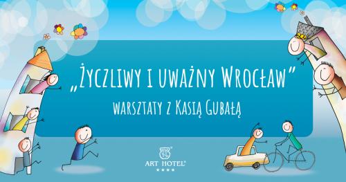 Warsztaty uważności z Kasią Gubałą - Dzień Życzliwości we Wrocławiu