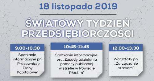Światowy Tydzień Przedsiębiorczości w PPP-T S.A.