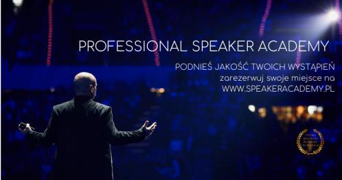 Professional Speaker Academy