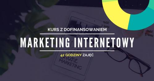 Marketing internetowy - certyfikowany kurs dla początkujących