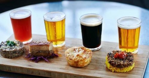 Craft beer & food pairing vol 13