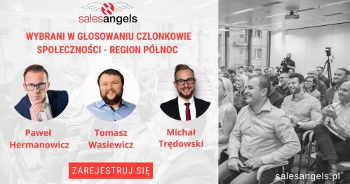 Gdańsk: Wystąpienia członków społeczności wybranych w głosowaniu.