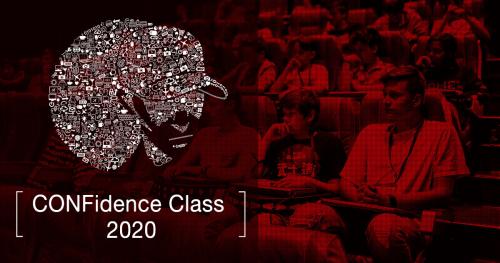 CONFidence Class 2020 - spotkania tematyczne!