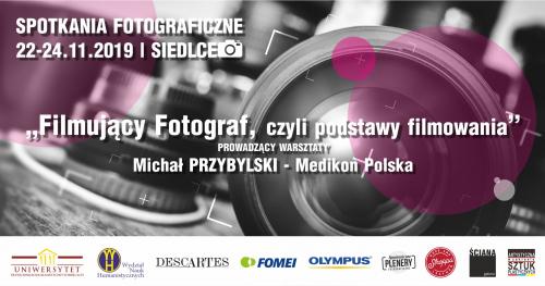 Filmujący Fotograf, czyli podstawy filmowania