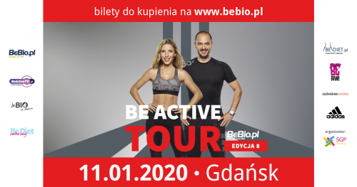 BE ACTIVE TOUR GDAŃSK