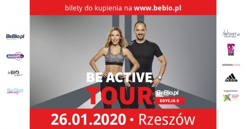 BE ACTIVE TOUR RZESZÓW