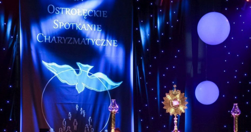 XVII Ostrołęckie Spotkanie Charyzmatyczne