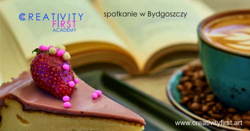 Przy kawie o kreatywności - Bydgoszcz