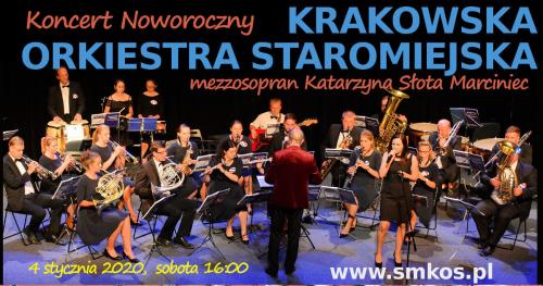Krakowska Orkiestra Staromiejska - Koncert Noworoczny