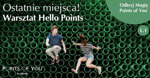 Hello Points Workshop - Points of You Academy  ®