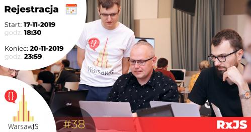 WarsawJS Workshop #38 — RxJS