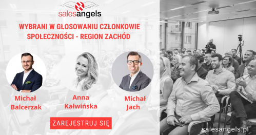 Poznań: Wystąpienia członków społeczności wybranych w głosowaniu.
