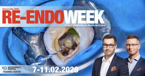 RE-ENDOWEEK - Zima 2020 - 5 dni z endodoncją mikroskopową