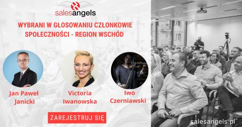 Warszawa: Wystąpienia członków społeczności wybranych w głosowaniu.
