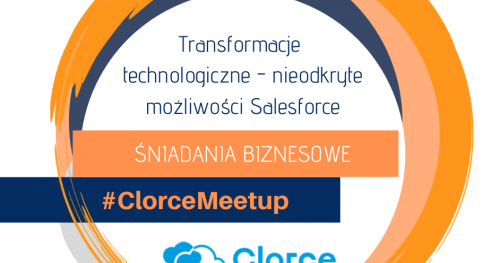 Transformacje technologiczne #ClorceMeetup