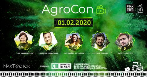 AgroCon 2020 - Ogólnopolskie Spotkanie Agro Youtuberów