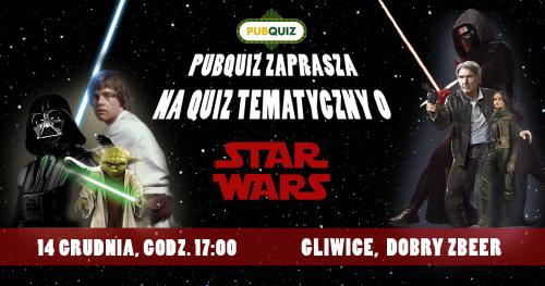 PubQuiz Star Wars - Gliwice [Dobry Zbeer]