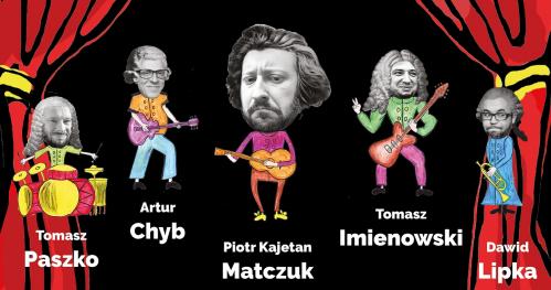 Piramidy: Mickiewicz Unplugged - koncert w Warszawie