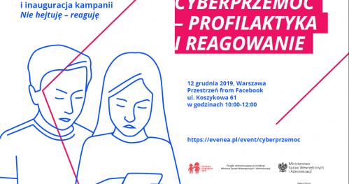 Cyberprzemoc - profilaktyka i reagowanie - seminarium eksperckie Polskiego Centrum Programu Safer Internet