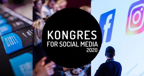 Kongres For Social Media 2020!