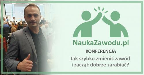 NaukaZawodu.pl - Jak szybko zmienić zawód i zacząć dobrze zarabiać?