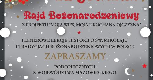 Rajd Bożonarodzeniowy