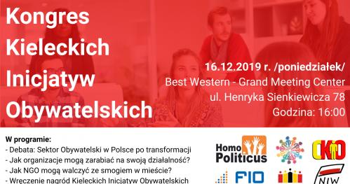 Kongres Kieleckich Inicjatyw Obywatelskich