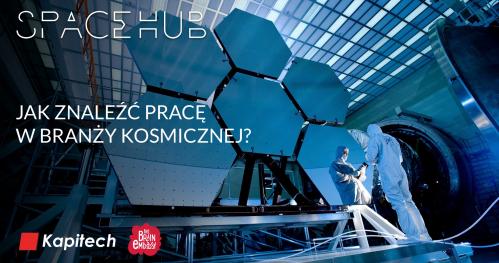 Jak znaleźć pracę w branży kosmicznej?