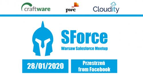 SForce - Warsaw Salesforce Meetup #2