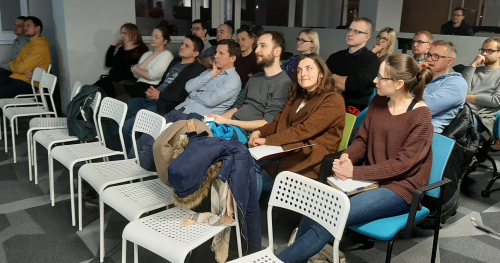 #16 Meetup ŁuczniczQA - o ścieżkach rozwoju testera i pracy w środowisku wielokulturowym