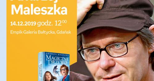 ANDRZEJ MALESZKA | Empik Galeria Bałtycka