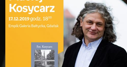 MACIEJ KOSYCARZ | Gdańsk Galeria Bałtycka