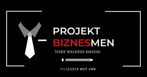 Projekt Biznesmen