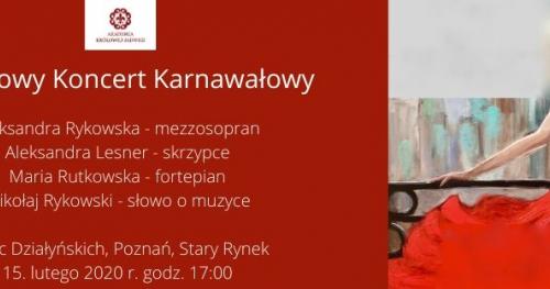 Salonowy Koncert Karnawałowy