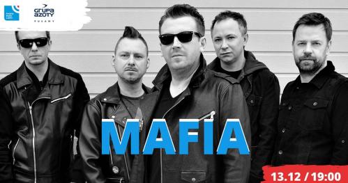 Mafia - koncert w Radiu Lublin