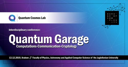 Interdisciplinary Conference - Quantum Garage