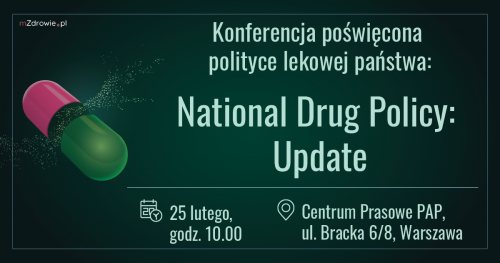 NATIONAL DRUG POLICY: UPDATE