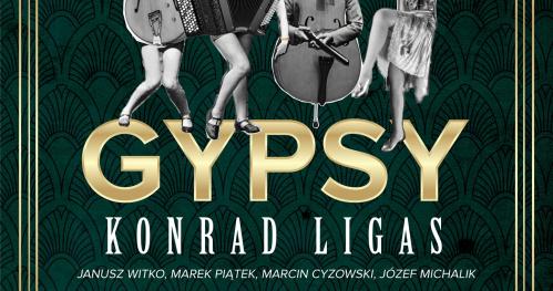 Konrad Ligas GYPSY JAZZ Project - Koncerty Pod Baranami