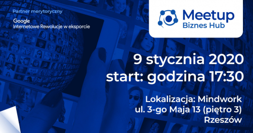 Meetup - Biznes Hub - #2