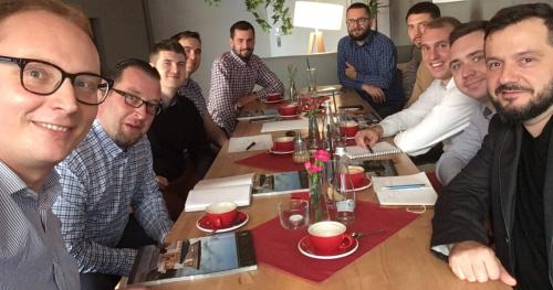 Białystok: Rozmowy o strategii biznesu, otwarte godziny we Współpracowni