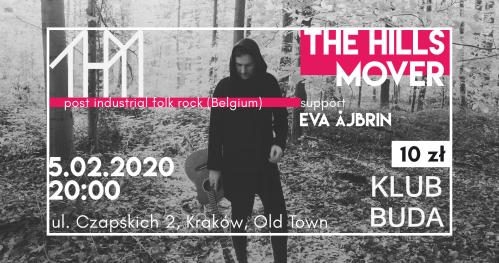 The Hills Mover live @Klub Buda