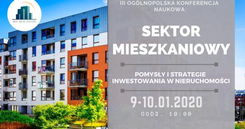 Sektor mieszkaniowy- strategie i pomysly inwestowania w nieruchomosci